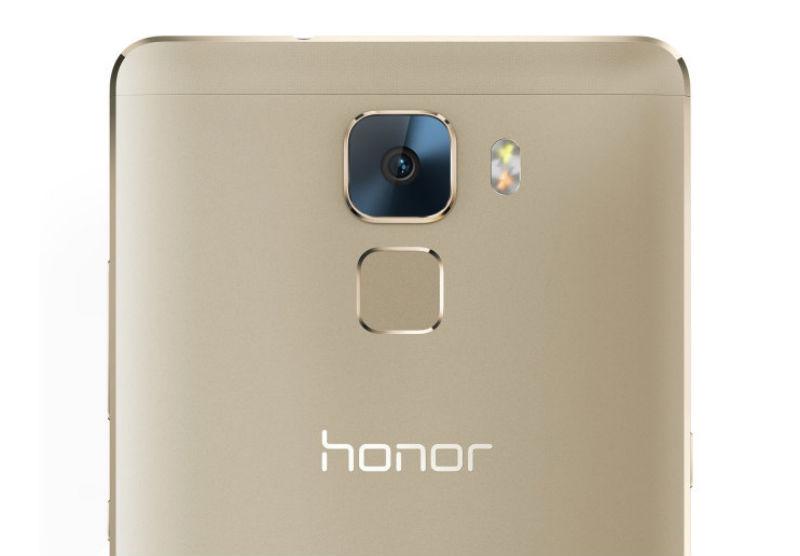 Huawei Honor 7 sensor de huella