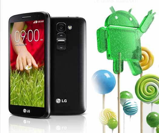 LG G2 Mini con Android Lollipop