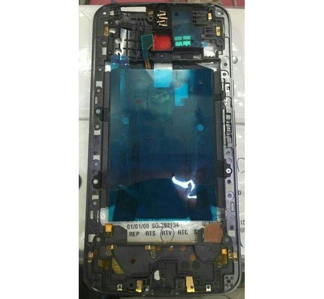 Moto X 2015 chasis interior filtrado