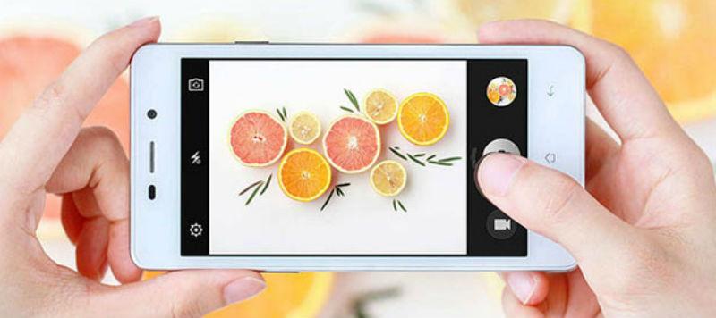 Oppo Joy 3 pantalla