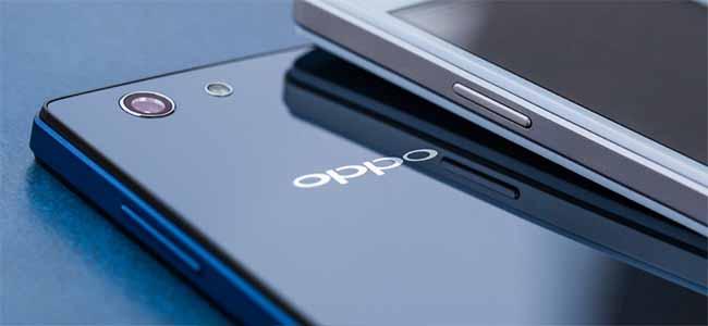 Oppo N5 y N5s detalle