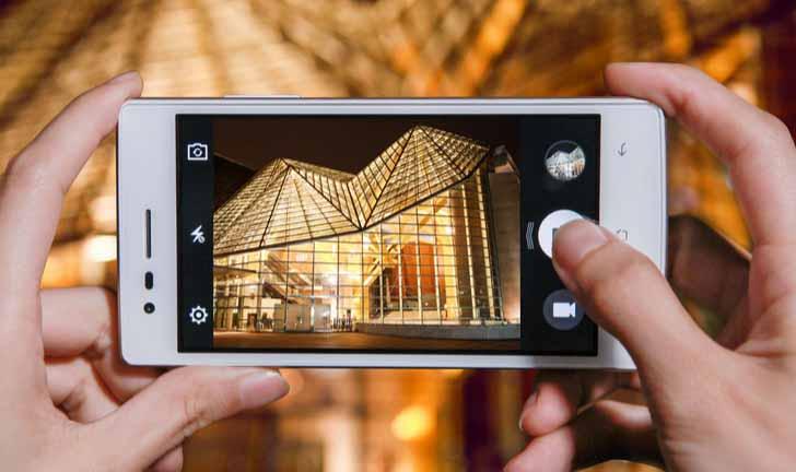 Oppo Neo 5S cámara