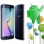 Samsung actualiza los Galaxy S6 y S6 edge a Android 5.1.1 Lollipop
