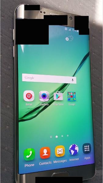 Samsung Galaxy S6 Plus filtrado