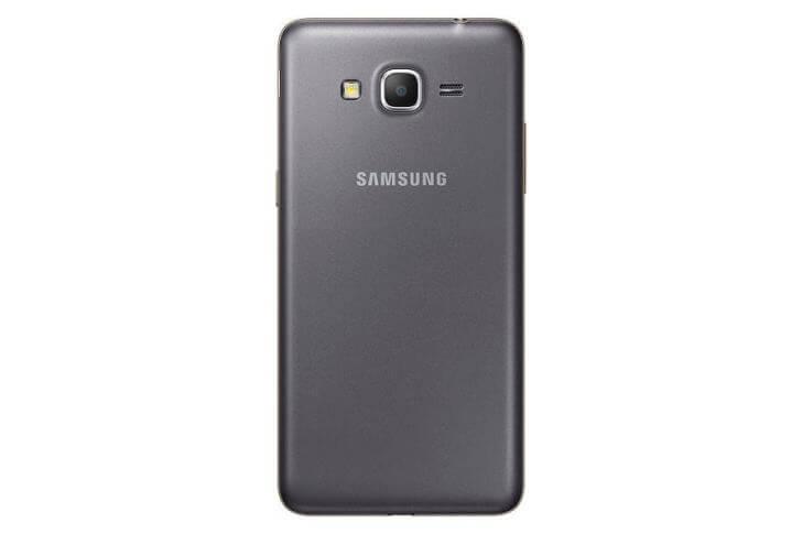 Samsung Galaxy Gran Prime Value Edition parte trasera