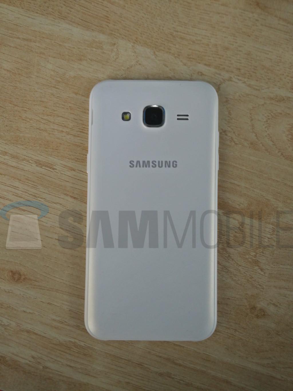 Samsung Galaxy J5 cámara