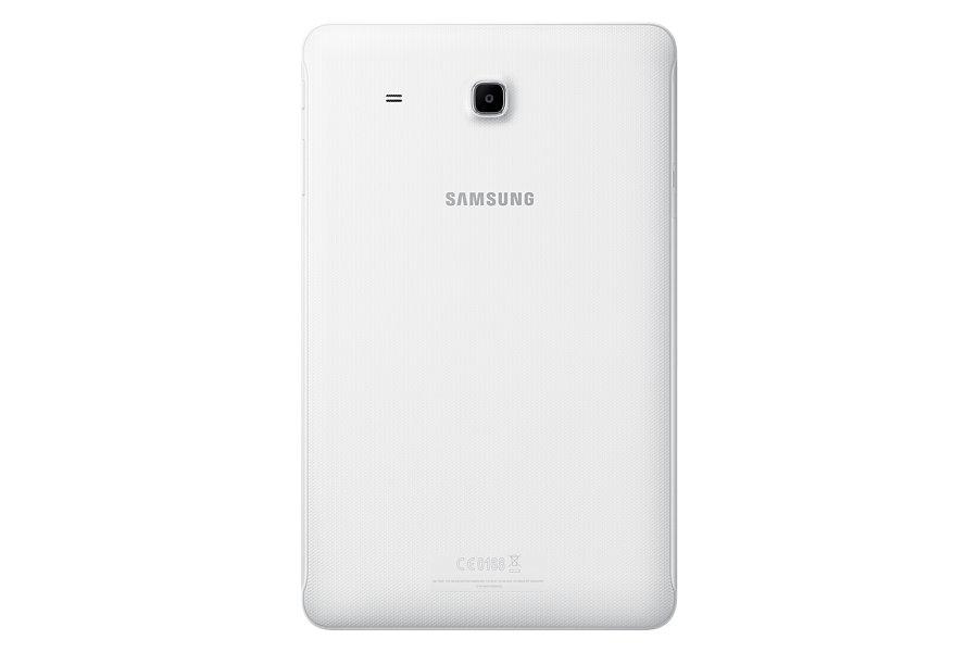 Samsung Galaxy Tab E parte posterior