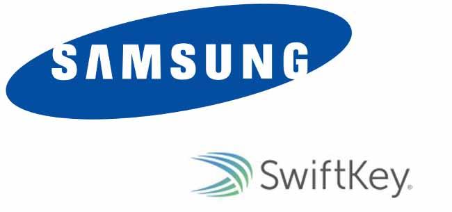 Samsung y Swiftkey