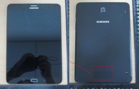 Samsung Galaxy Tab S2 8.0 en nuevas imágenes en directo
