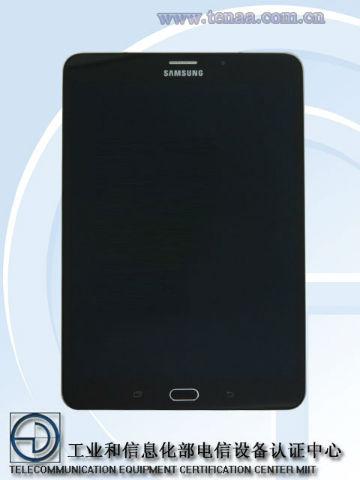 Samsung Galaxy Tab S2 8.0 filtración TENAA