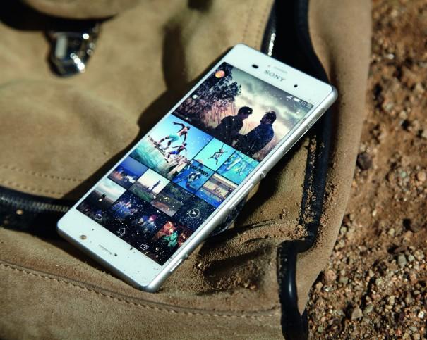 Sony Xperia con Android Lollipop