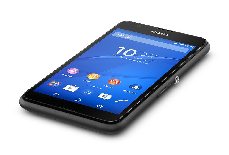 Sony Xperia E4g pantalla