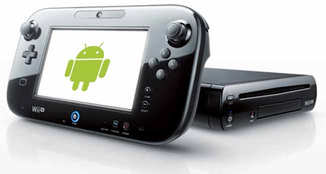 Wii logo Android