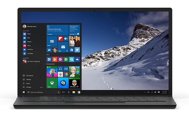 Windows 10 llegará el 29 de julio