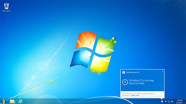 Windows 10 reserva gratuita