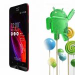 ASUS ZenFone 4, 5 y 6 comienzan a recibir Android 5.0 Lollipop