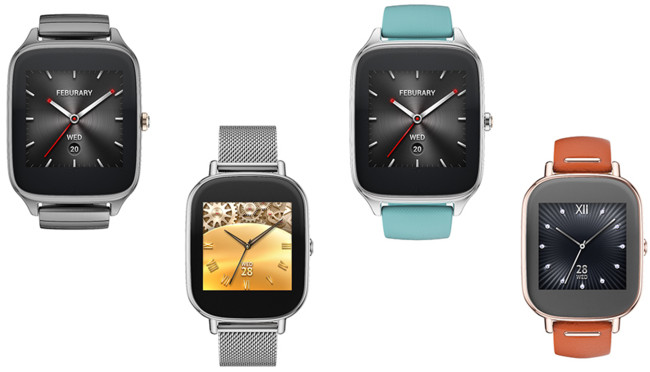 ZenWatch 2 oficial