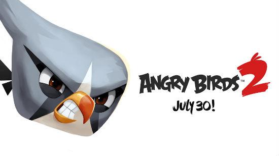 Angry Birds 2 30 de julio