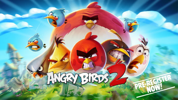 Angry Birds 2 ya está disponible para prerregistro