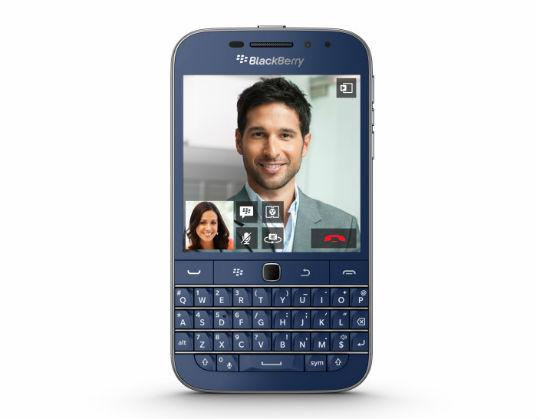 BlackBerry Classic Azul Cobalto
