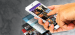 Blu Studio C 5+5 pantalla en App