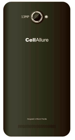 CellAllure Bolt 5.5 LTE México