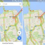 Nueva actualización de Google Maps para iOS y Android con mejoras