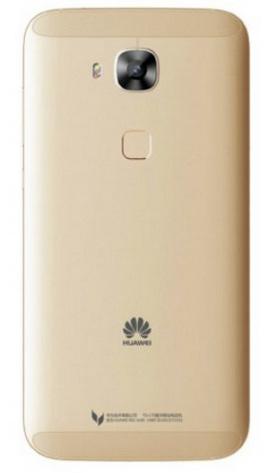 Huawei G8 color Oro cámara trasera con sensor de huellas