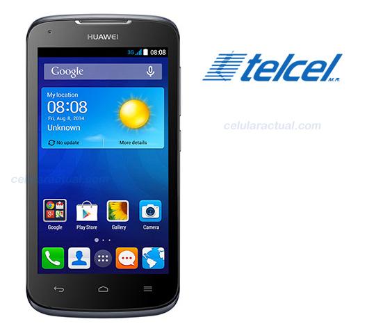 Huawei Y520 con Telcel