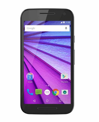 Motorola Moto G 2015 pantalla