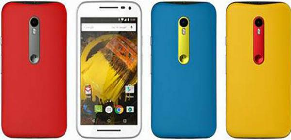 Motorola Moto G con Moto Maker