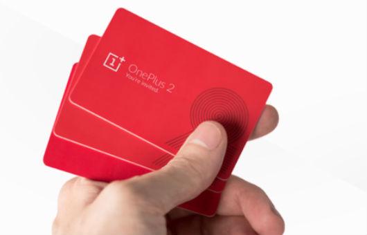 OnePlus 2 invitación