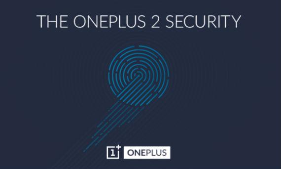 OnePlus 2 con lector de huella