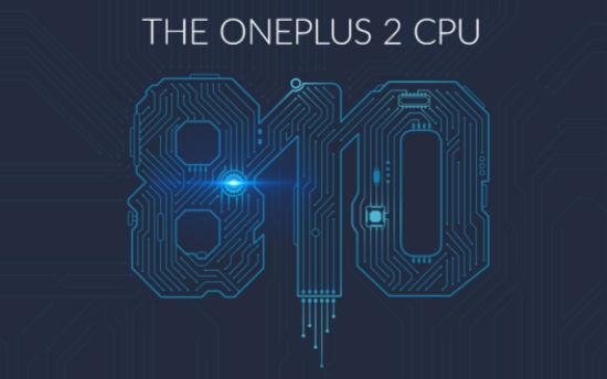 OnePlus 2 procesador