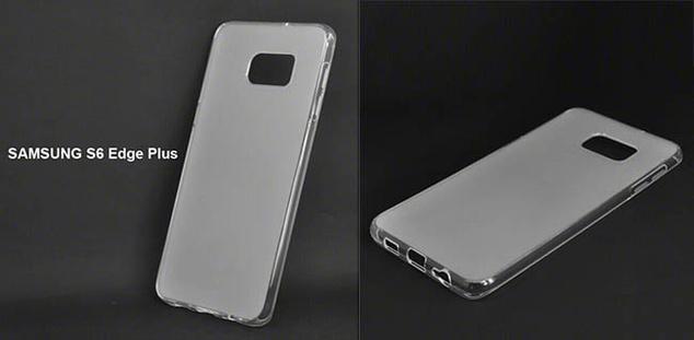 Samsung Galaxy S6 Edge Plus carcasa