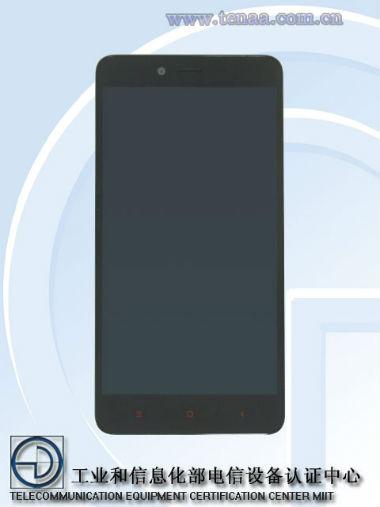 Xiaomi Redmi Note 2 pantalla