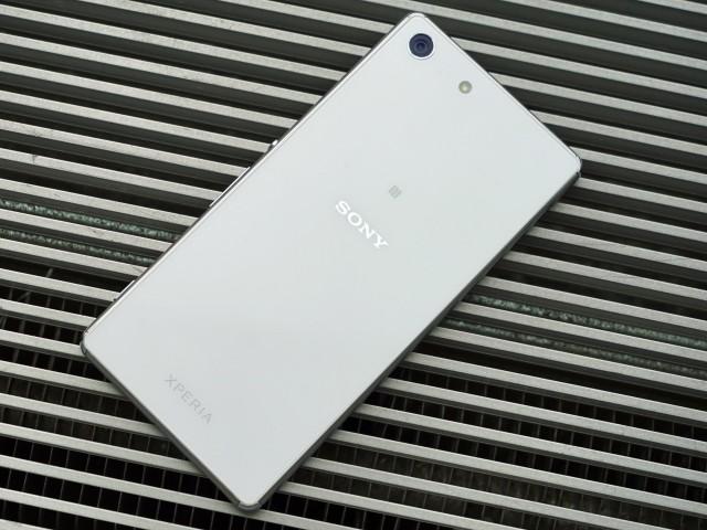 Sony Xperia M5 cámara trasera de 20.7