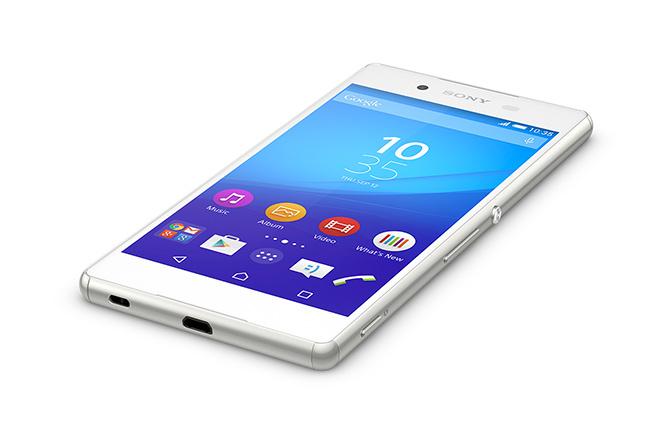 Sony Xperia Z3+ en Mexico color blanco