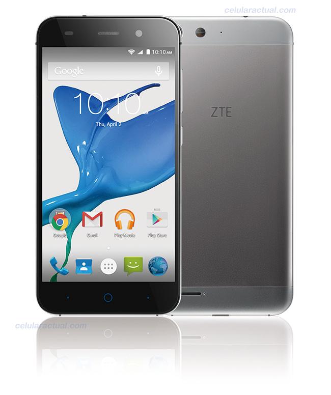 ZTE Blade V6 en México con Telcel