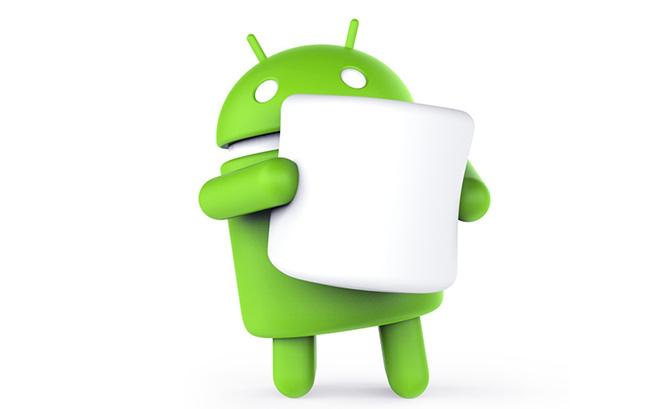Android 6.0 Marshmallow oficial logo