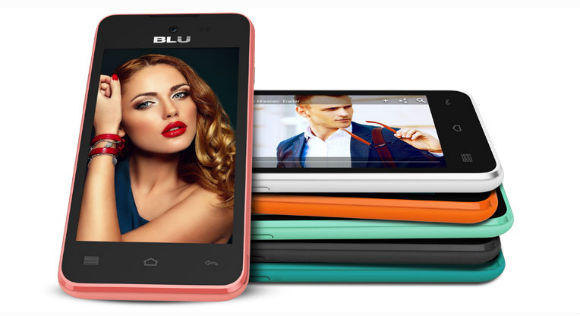Blu Advance 4.0 L pantalla