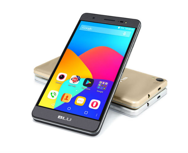 Blu Energy X Plus pantalla