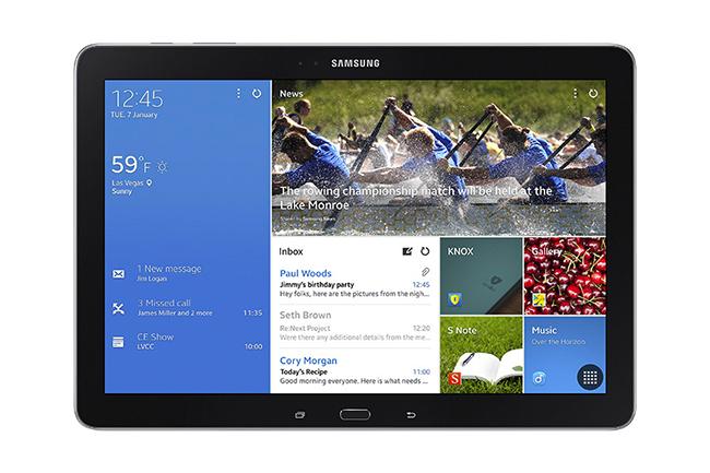 Samsung Galaxy TabPro 12.2 pantalla amplia