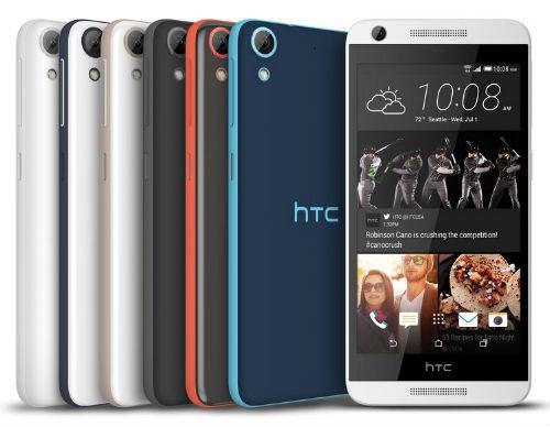 HTC Desire 626s Telcel