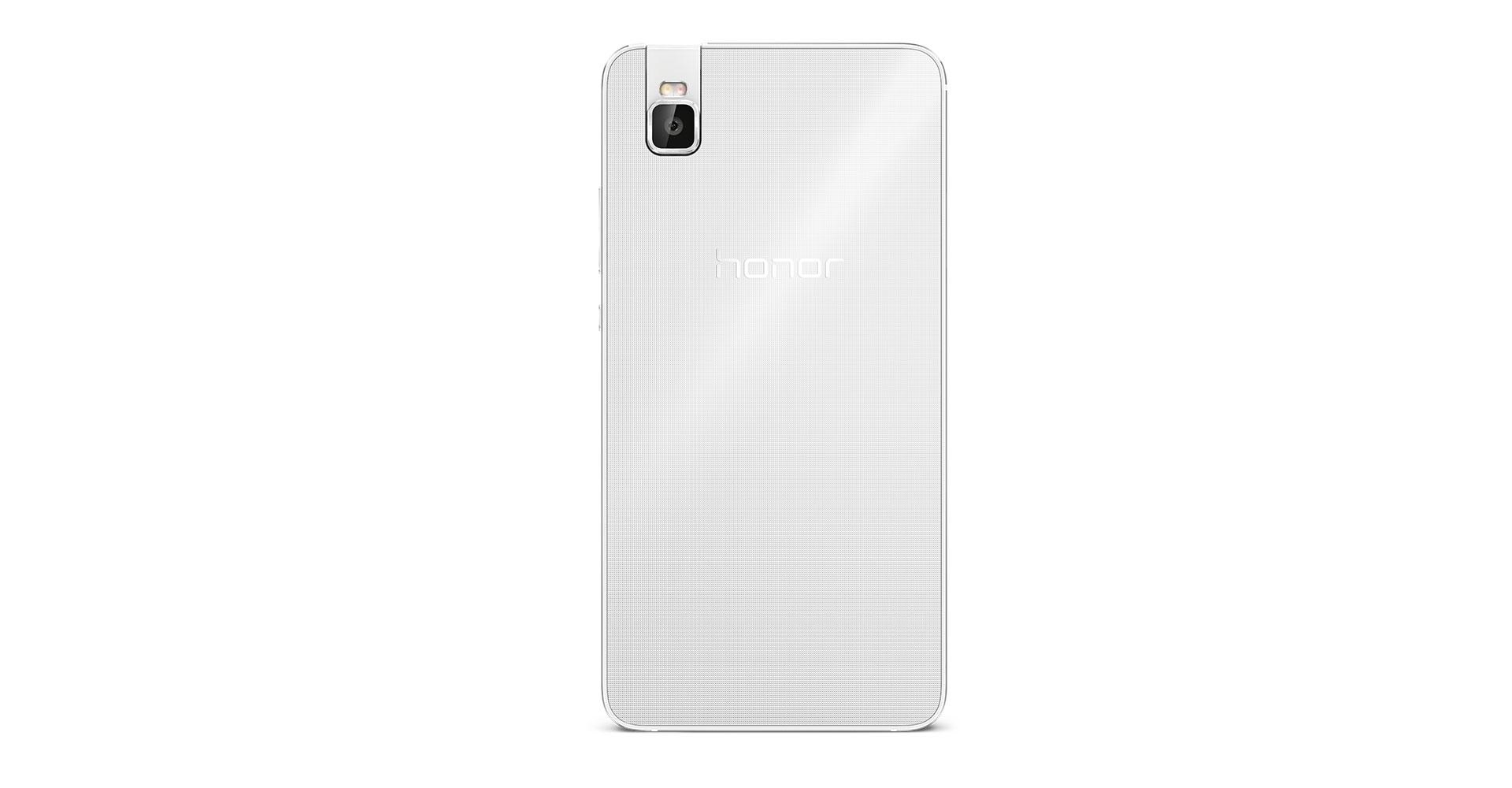 Huawei Honor 7i vista posterior