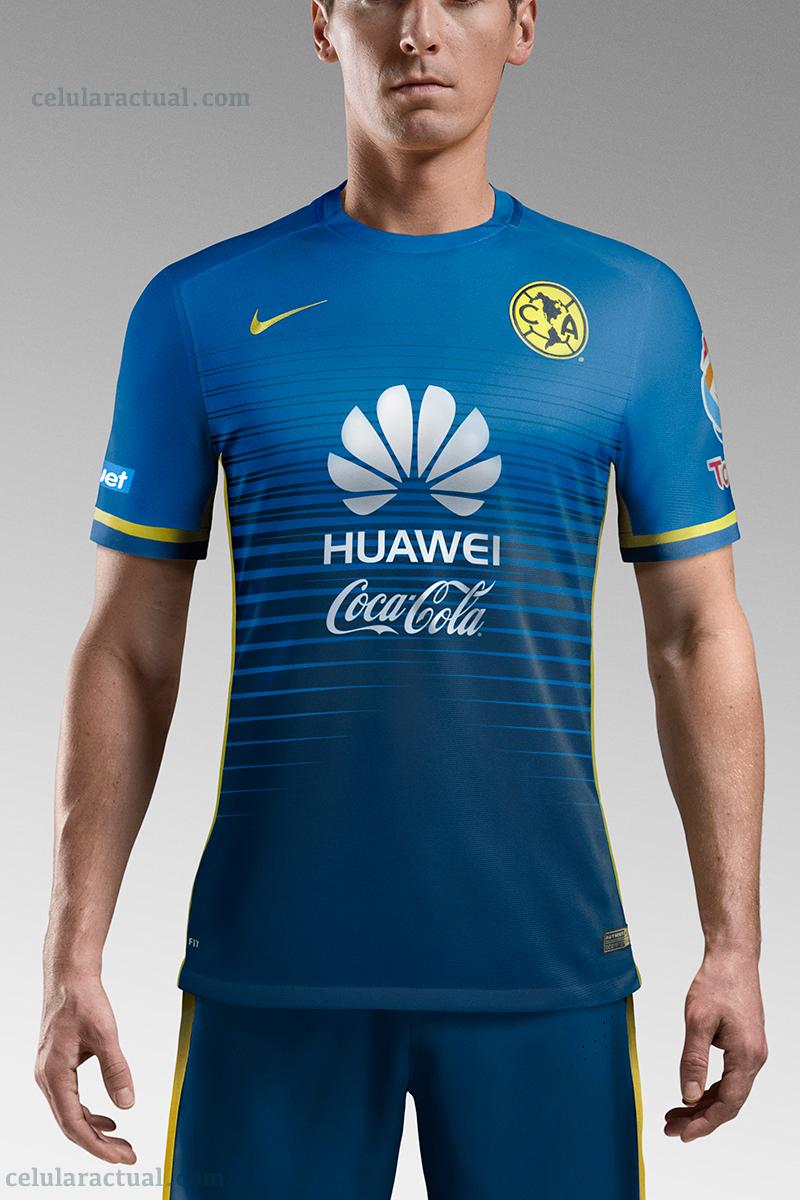 Jersey Club América Huawei Visitante