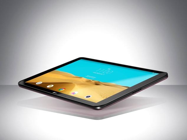 LG G Pad II 10.1 pantalla
