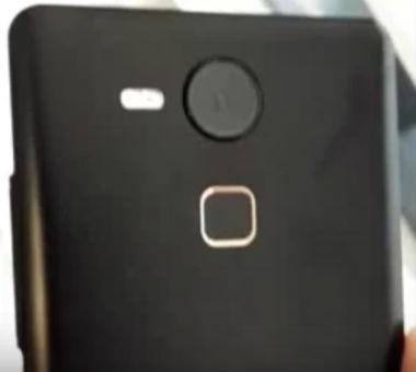 Nexus Huawei cámara