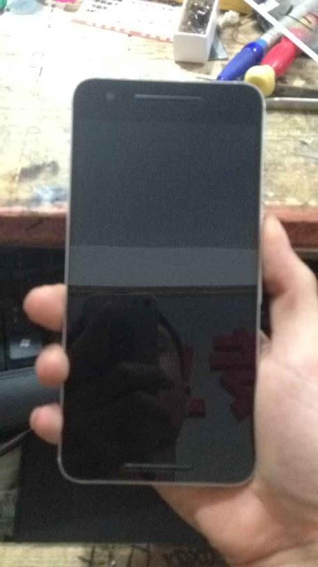 Nexus de Huawei pantalla