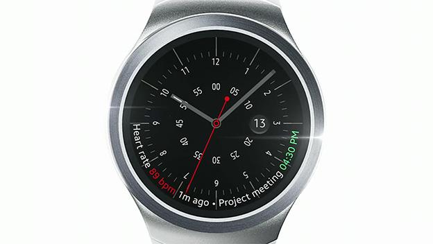 Samsung Galaxy Gear S2 reloj